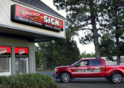 Grass Valley Sign Company
